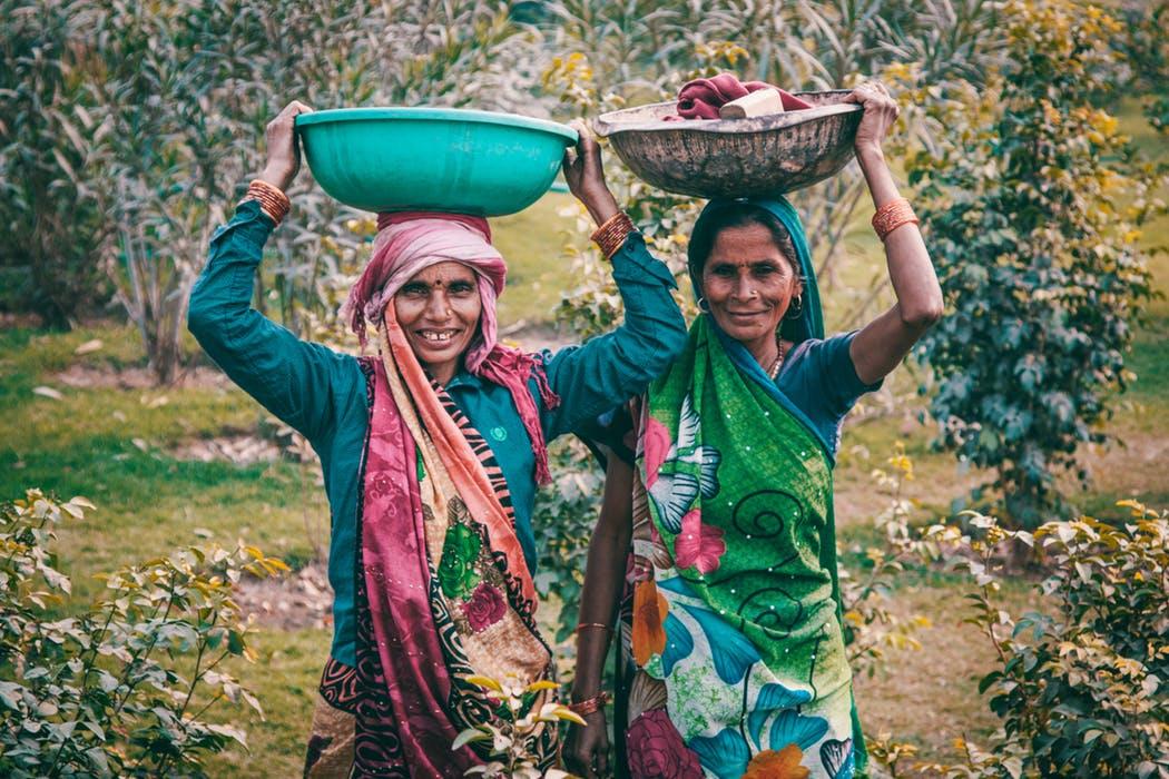 Härliga indiska textilier